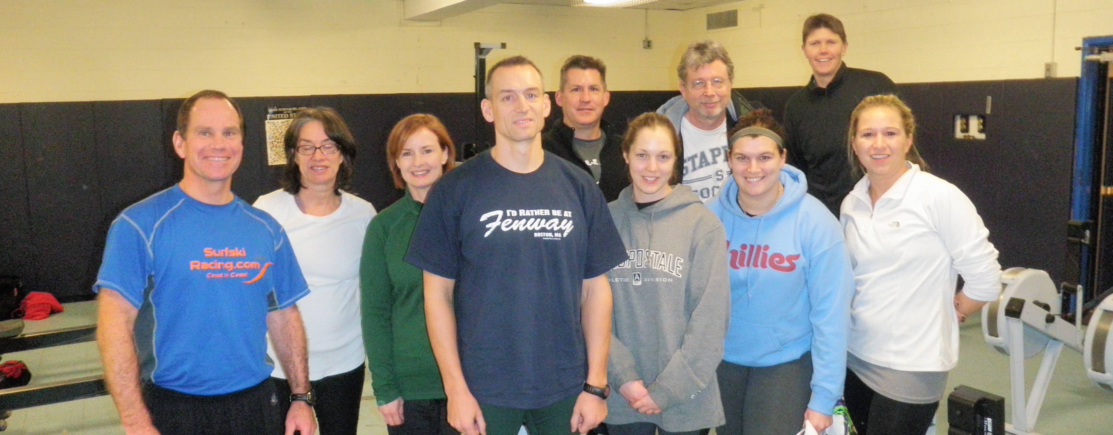 Concept 2 Instructor Training 2011