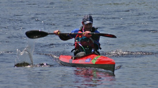 Flatwater Racing to augment Surfski Training