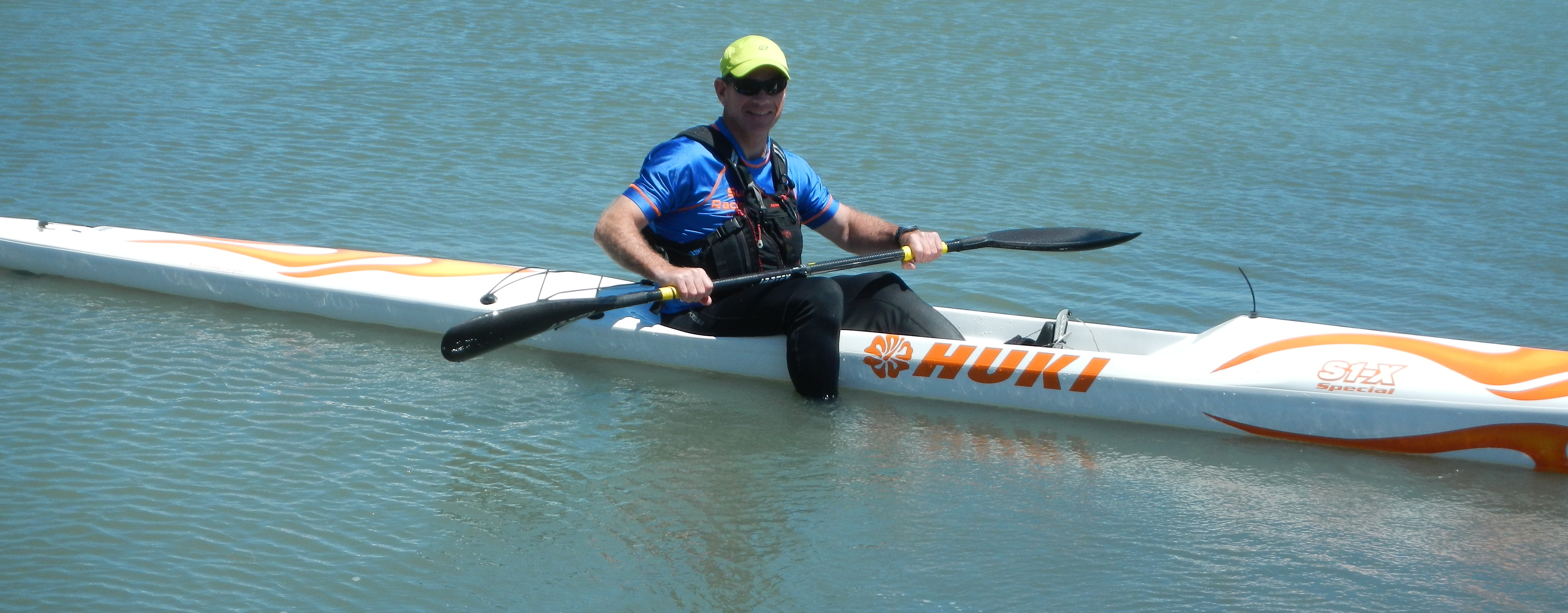 Demo at 2013US Surfski champs, S1X Special