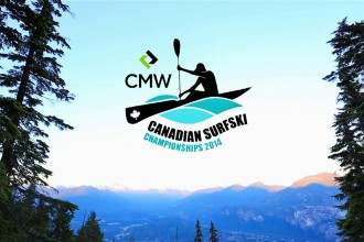 Canandian Surfski Championship Video