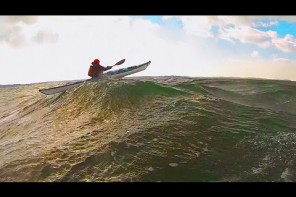 Surfing New England Style by Dave Grainger