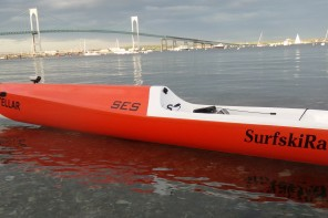 New 2015 Stellar SES Surf Ski Review