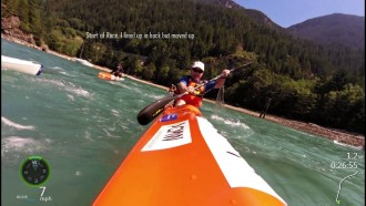2015 Canadian Surfski Champs Video by Wesley Echols