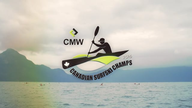 2016 Canadian Surfski Champs-Great Video