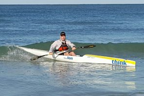 2017 Think Ion 3G Elite Surfski Review