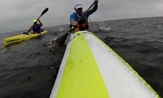 Nelo 550 Surfski Review | SurfSkiRacing com