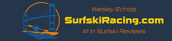 SurfSkiRacing.com - #1 in Surfski Reviews