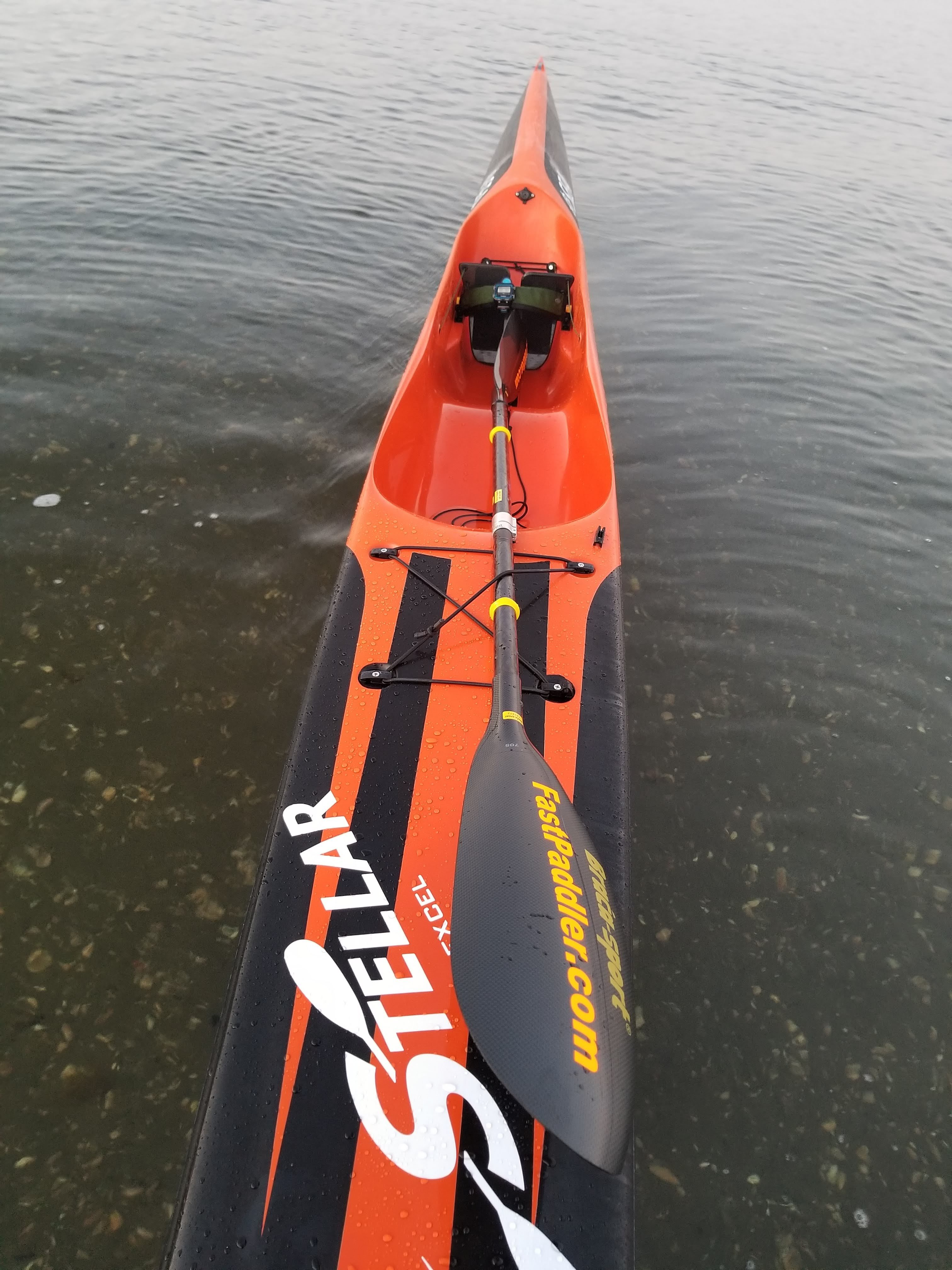 Stellar Elite Assassin (SEA) Surfski Flat Water Review